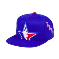 Mitchell & Ness NBA All Star Collection Cropped Eastern Snapback Cap