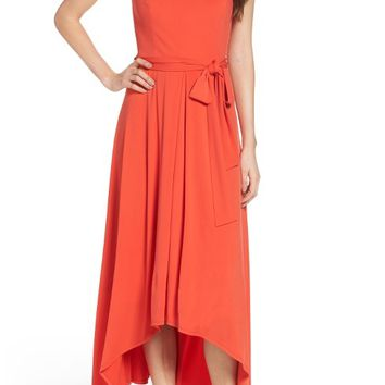 Vince Camuto Midi Dress (Regular & Petite) | Nordstrom