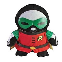 DC Heroes Skelanimals Robin Pen the Penguin 12-Inch Plush - Toynami - Batman - Plush at Entertainment Earth