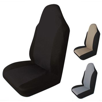 Universal Auto Seat Cover Cushion Car Vehicle Seat Cover Single-piece Packing Four Seasons Anti-Dust Cushion