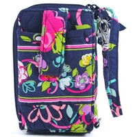 Vera Bradley Carry It All Wristlet (Ribbons)