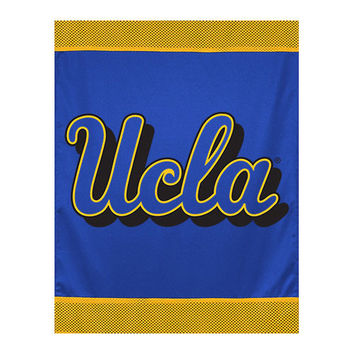 NCAA UCLA Bruins Wall Hanging College Football Logo Accent