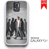 hunter hayes invisble Samsung Galaxy S5 Case