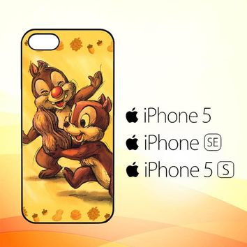 Chip n Dale Childhood Memories F0392  iPhone 5|5S|SE Case