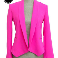 As Good As It Gets Blazer - Pink