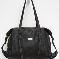Volcom Off Duty Handbag Black One Size For Women 26915610001