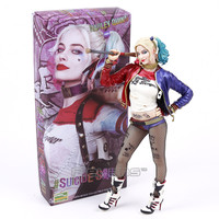 """Crazy Toys Suicide Squad Harley Quinn 1/6th Scale Collectible Figure Model Toy 12"""" 30cm"""