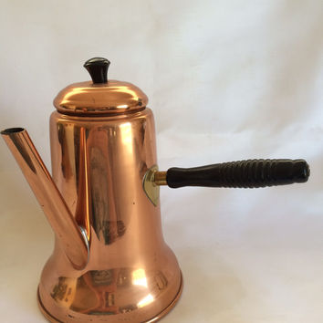 Coppercraft Guild Turkish Coffee Pot