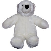 """Recordable 15"""" Talking Teddy Bear with 5 Minutes and 5 Message Recorder"""