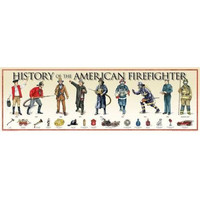 History of the American Firefighter