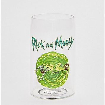 Rick and Morty Cup - 16 oz - Spencer's