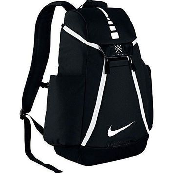Nike Hoops Elite Max Air Team 2.0 Basketball Backpack Black/White Size One Size