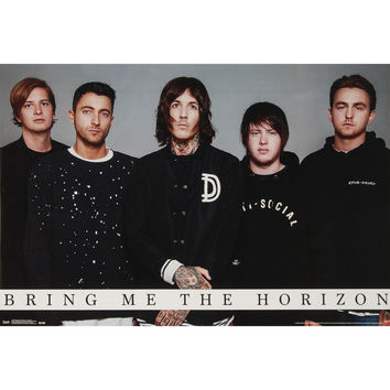 Bring Me The Horizon - Domestic Poster