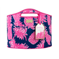 Lilly Pulitzer Beverage Bucket- Flamenco