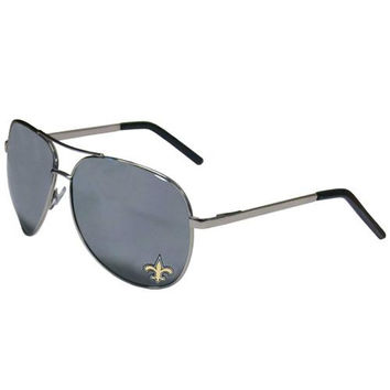 New Orleans Saints NFL Aviators Sunglasses