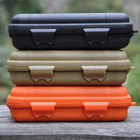 ALICE outdoor camping survival Waterproof and shockproof box sealed box EDC field survival tool storage box