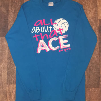 All About That Ace Long Sleeve T-Shirt