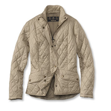 Lightweight Quilted Jacket / Barbour® Flyweight Cavalry Quilted Jacket -- Orvis