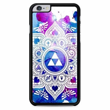 The Legend Of A Zelda Mandala iPhone 6 Plus / 6s Plus Case