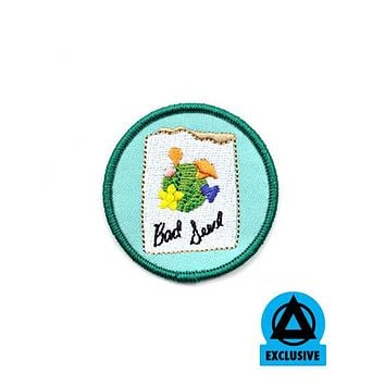 Bad Seed Merit Badge Mini Patch