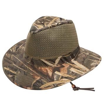 Resistol Duck Commander Wood Duck Hat - RCWDDK-8131