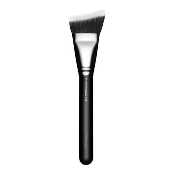 164 Duo Fibre Curved Sculpting Brush | MAC Cosmetics - Official Site