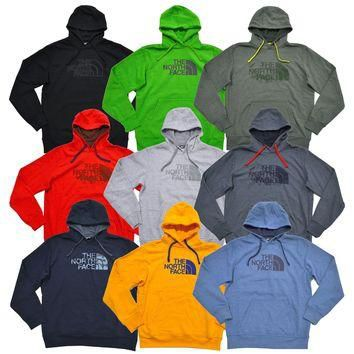 The North Face Mens Hoodie Pullover Sweatshirt