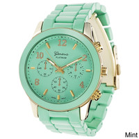 Geneva Platinum Women's Chrono-style Watch