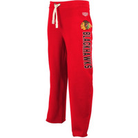 Chicago Blackhawks Old Time Hockey Wordmark Sweatpants – Red