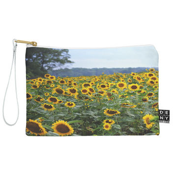 Allyson Johnson Field Of Sunshine Pouch