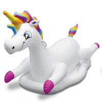 Giant Unicorn Inflatable Pool Float