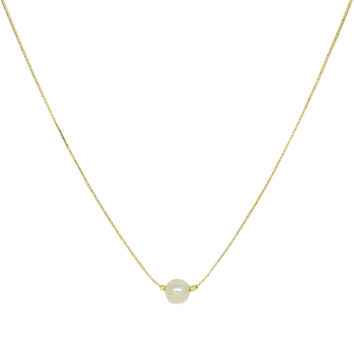 Best Single Pearl Necklace Products on Wanelo 1462be5df8