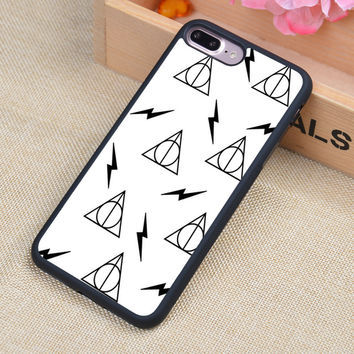 HARRY POTTER ALWAYS DESIGN Printed Soft Rubber Phone Cases For iPhone 6 6S Plus 7 7 Plus 5 5S 5C SE 4S Back Cover Skin Shell