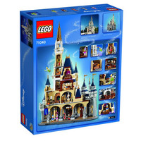 Disney Lego 71040 WDW Magic Kingdom Castle 4080 pcs 5 Minifigures New