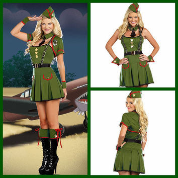 Sailor Girl Cosplay Anime Cosplay Apparel Holloween Costume [9211505092]