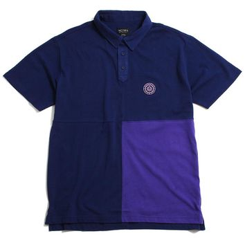 Waterside Polo Navy / Purple