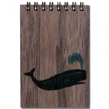 Mr. Whale Notepad