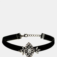 ASOS Jewelled Choker Necklace