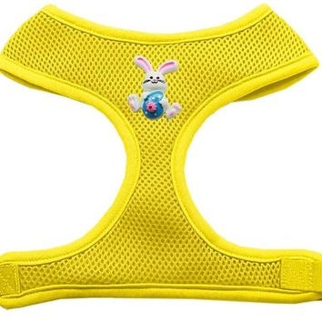 Easter Bunny Chipper Yellow Harness Medium