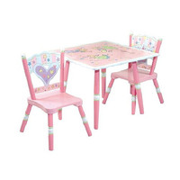Fairy Wishes Table and Chairs Set