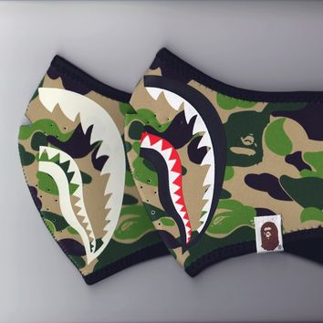 Bape Cycling Face Mask [211439288332]
