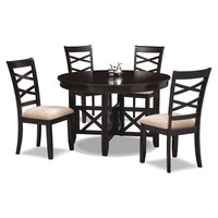 Americana Dining Room 5 Pc. Dinette - Value City Furniture