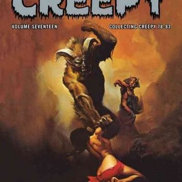 Creepy Archives 17: Collecting Creepy 78-83 (Creepy Archives)