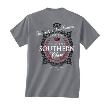 USC Gamecocks Southern Class T-Shirt | Palmetto Moon