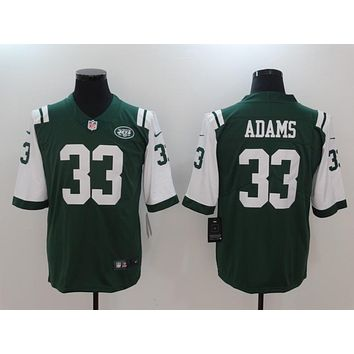 Danny Online Nike NFL Men's Vapor Untouchable Football Jersey New York Jets #11 Jamal Adams