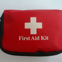 Emergency Medical Bag First Aid Kit Pack Travel Survival Treatment Rescue US LS