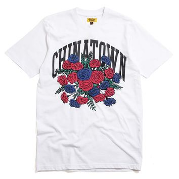 Bouquet T-Shirt White