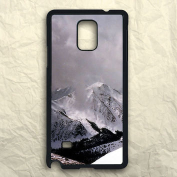 Mountain Photography Samsung Galaxy Note 3 Case