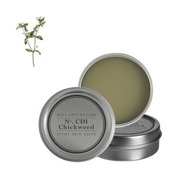 Chickweed Itchy Skin Salve