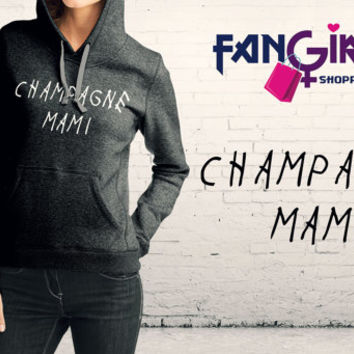 Drake, Champagne Mami, Inspired Sweater Hoodie sweat shirt S M L XL size